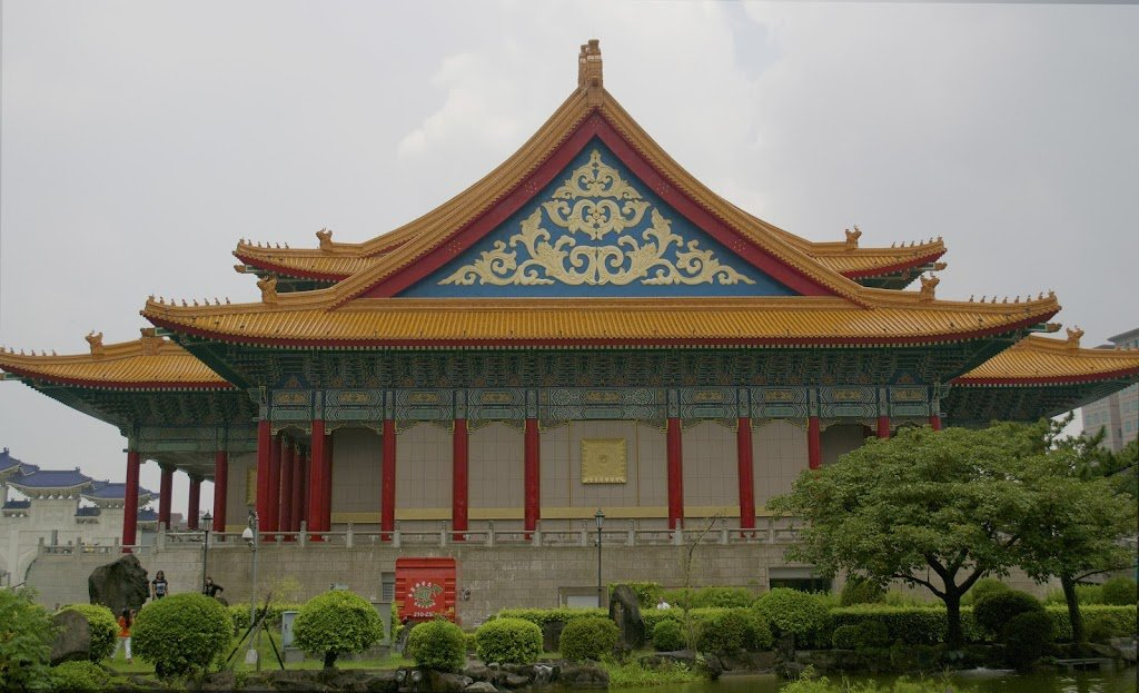 palace museum taipei travel blogger