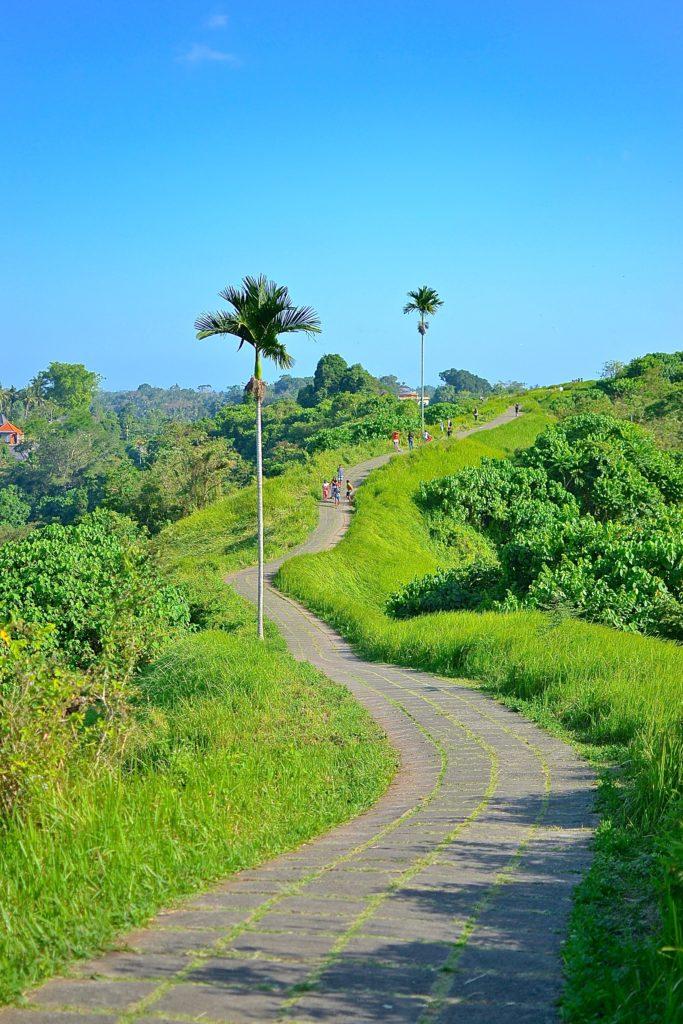 ridge walk ubud bali
