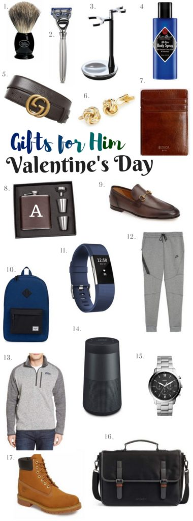 valentines day gift guide for the man