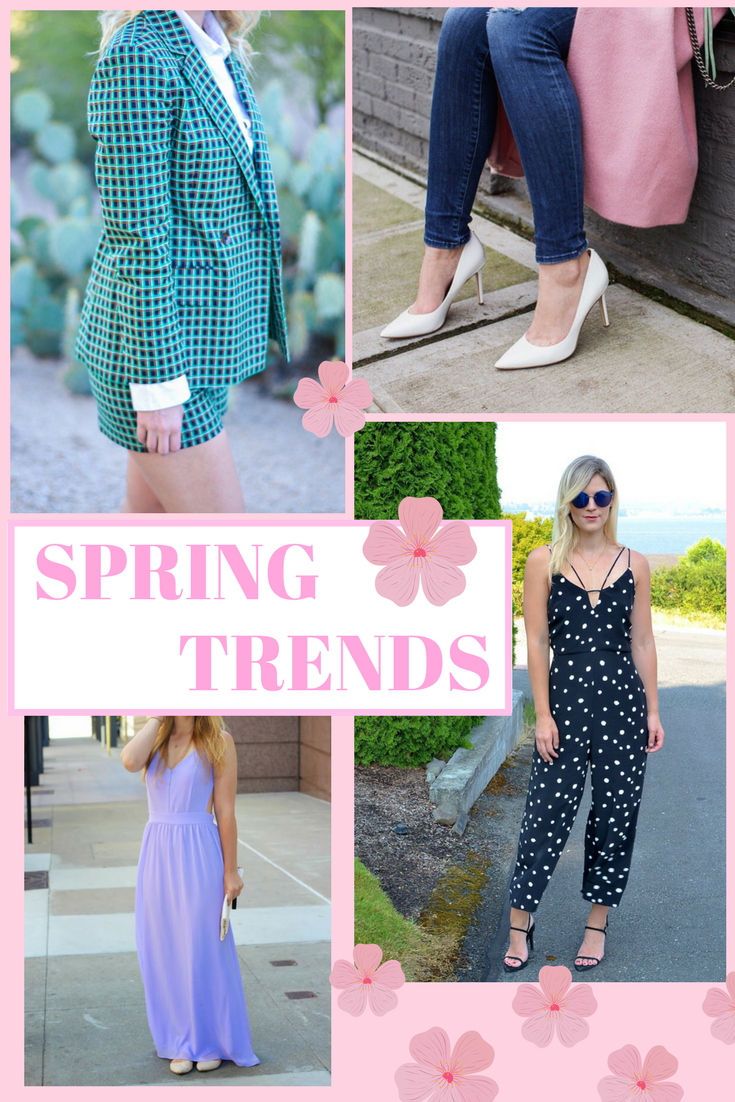 5 Spring Trends + Target Giveaway: My 5 Favorite Trends to Invest In This Spring