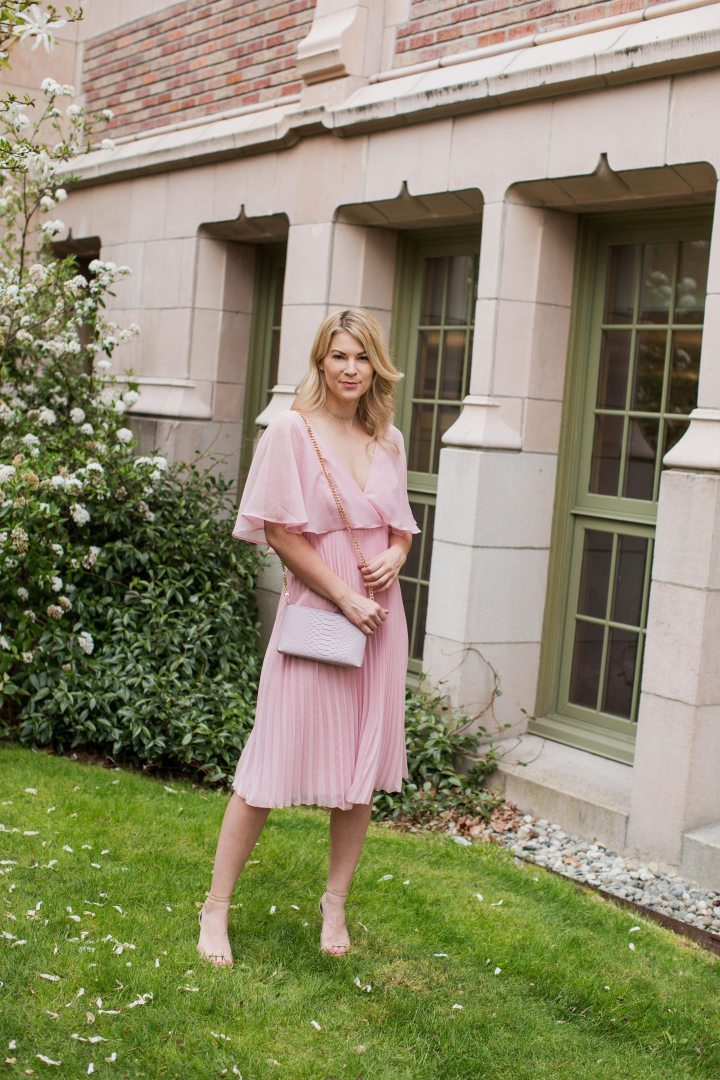 Wedding Appropriate Dresses Under $100: Pretty in Pink
