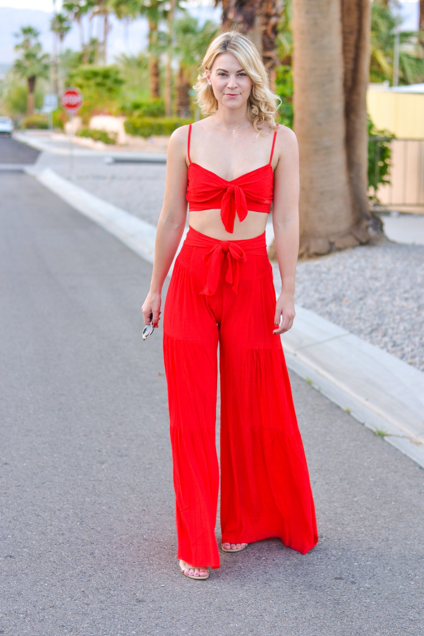 Happy 4th of July: Free People Palermo Set