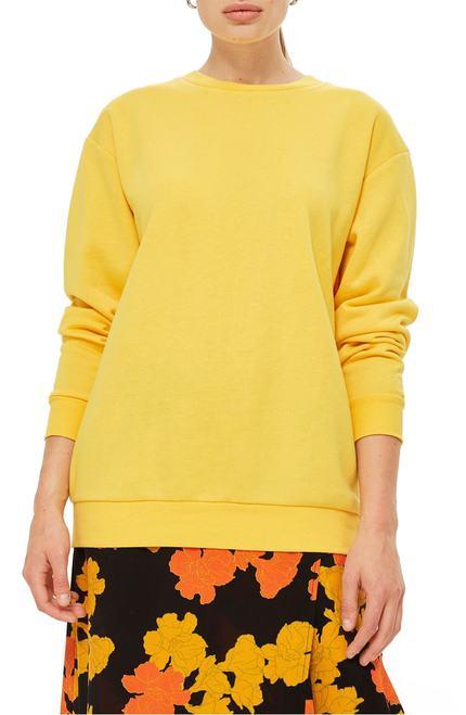 Topshop Longline Sweater