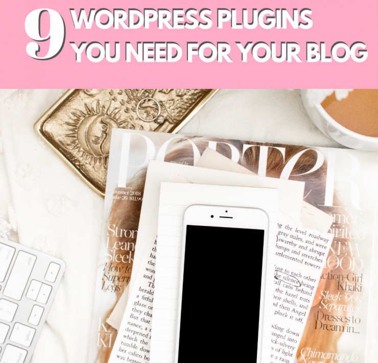How To Start A Blog on Wordpress: Top 9 Best Plugins You Need featured by top Seattle blogger, Whit Wanders