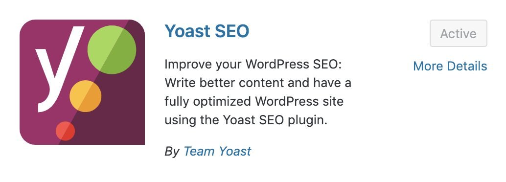 How To Start A Blog on WordPress: Top 9 Best Plugins You Need featured by top Seattle blogger, Whit Wanders: Yoast SEO