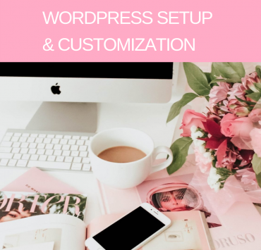 How To Start A Blog on Wordpress: Blog Setup & Theme Design tips featured by top Seattle blogger, Whit Wanders