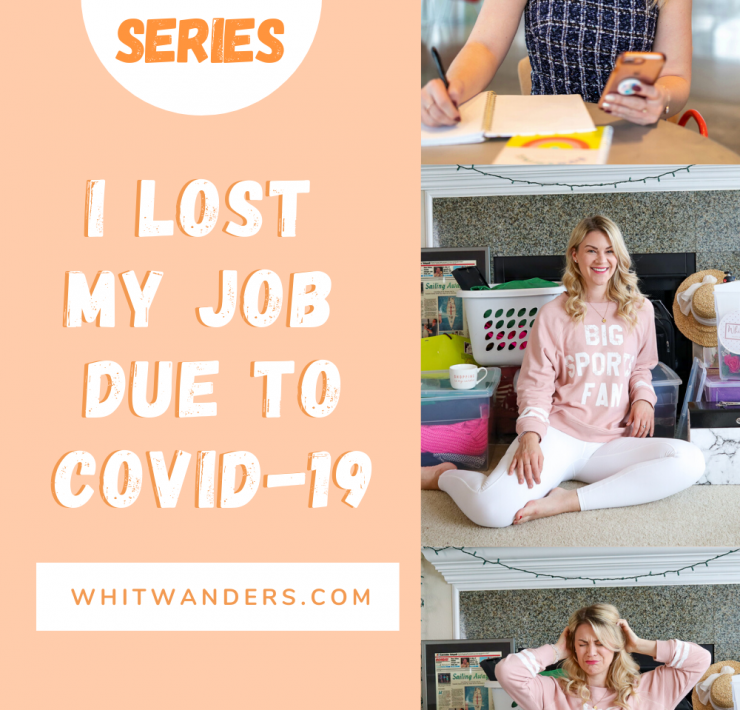 Career and COVID-19: Tips on how to react when you lose your job due to the pandemic featured by top Seattle career blogger, White Wanders
