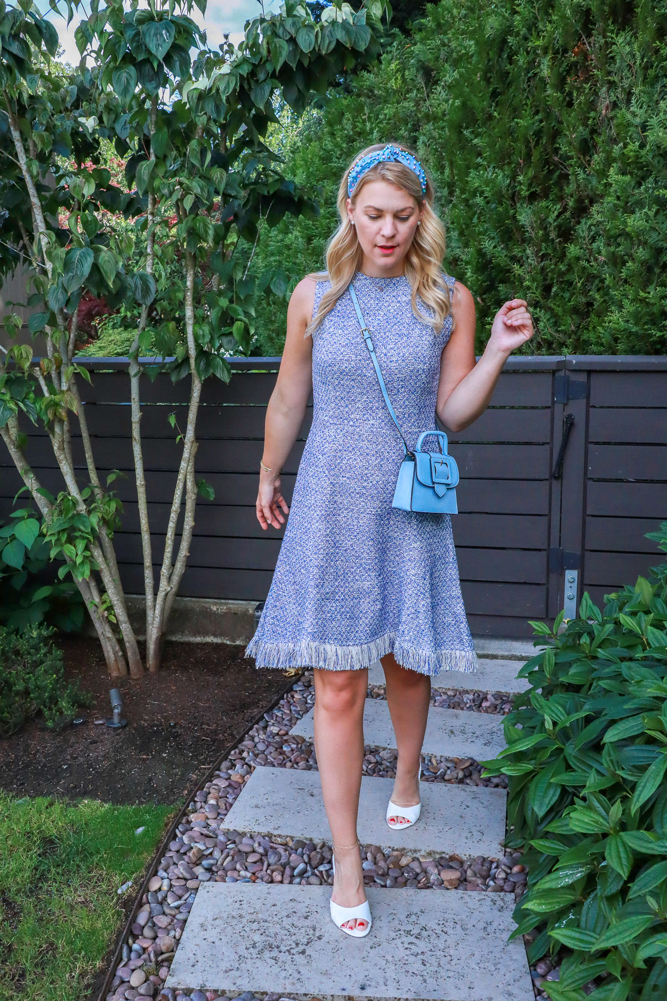 Summer Work Dress from M.M. LaFleur featured by top Seattle fashion and career blogger, Whit Wanders