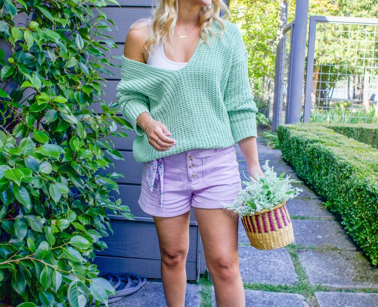 Summer Pastels: How to Wear Lilac & Mint, tips featured by top Seattle fashion blogger, Whit Wanders