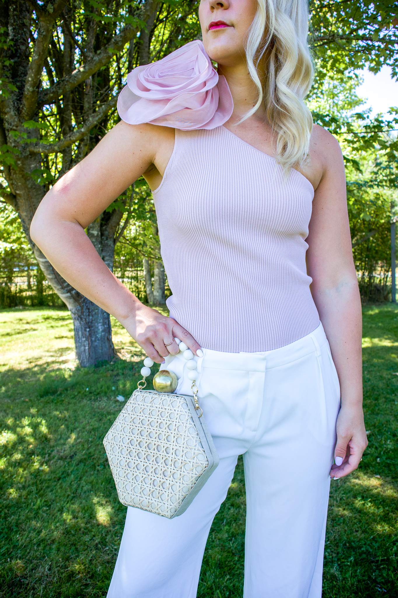 What to Wear To A Summer Garden Party, tips featured by top Seattle fashion blogger, Whit Wanders.